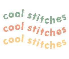 Cool Stitches